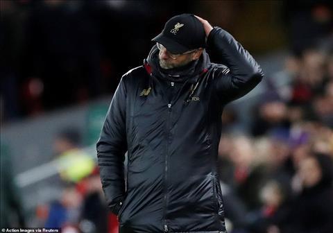 HLV Jurgen Klopp nói về trận Liverpool vs Leicester hình ảnh