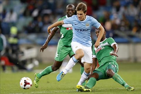 Man City benefited greatly from Denis Suarez, the rookie Arsenal