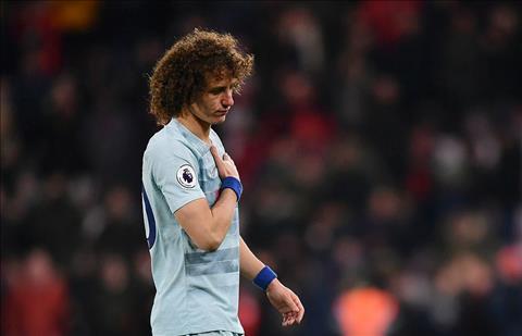 David Luiz đang đàm phán gia hạn hợp đồng với Chelsea hình ảnh