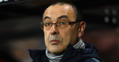HLV Maurizio Sarri giữ cầu thủ Chelsea gần một tiếng hình ảnh