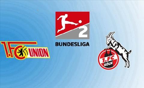Union Berlin vs Cologne 2h30 ngày 12 (Hạng 2 Đức 201819) hình ảnh