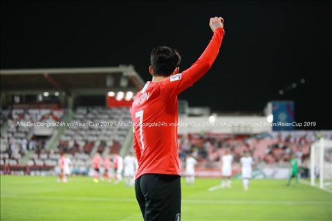 Phong độ Son Heung Min Rũ bỏ hình ảnh của Asian Cup 2019 hình ảnh