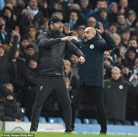 Dư âm Man City vs Liverpool Cảm ơn Guardiola và Klopp! hình ảnh