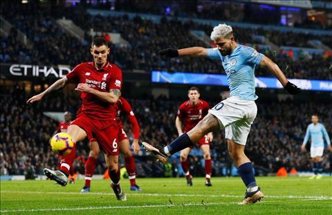 Man City vs Liverpool Aguero da goc hep