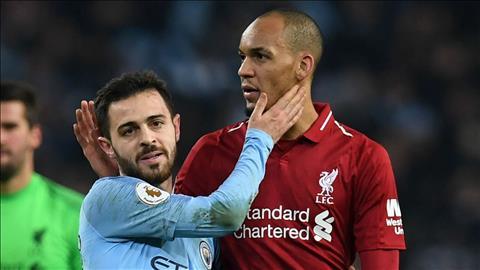 Bernardo Silva danh gia cao chien thang truoc Liverpool