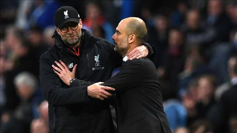 Man City vs Liverpool Pep Guardiola vs Jurgen Klopp
