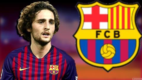 Tiền vệ Rabiot của PSG gia nhập Barca trong năm 2019 hình ảnh