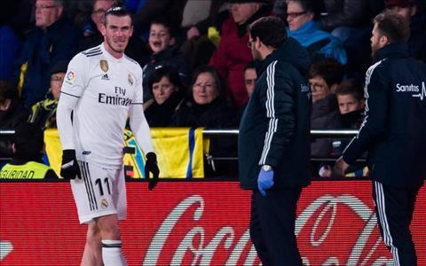 Gareth Bale chan thuong