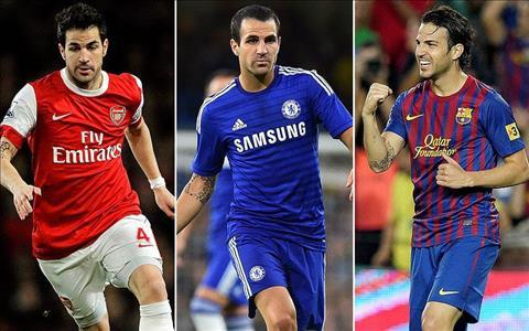 Chelsea 2-0 Nottingham Forest Cảm ơn và tạm biệt, Cesc Fabregas! hình ảnh 4