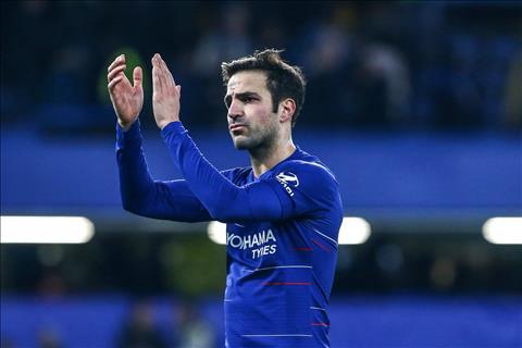 Cesc Fabregas tran Chelsea vs Nottingham Forest