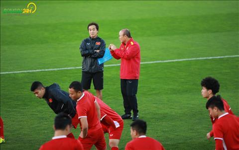 HLV Lee Young Jin dẫn dắt ĐT U22 Việt Nam tham dự SEA Games 30 hình ảnh