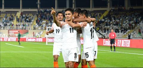 Những con số ấn tượng sau trận thua Thái Lan 1-4 Ấn Độ hình ảnh