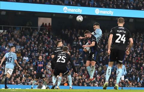 De Bruyne trận Man City 7-0 Rotherham Sự trở lại của Hoàng tử hình ảnh