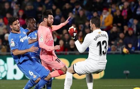 Dư âm Getafe 1-2 Barca Tim đập, chân run rời Coliseum  hình ảnh