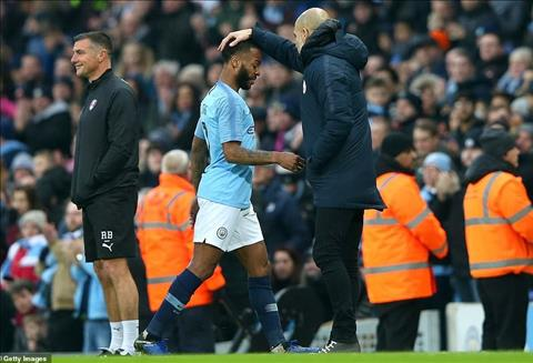 HLV Guardiola va Sterling