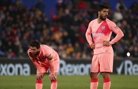 Barca thắng nhọc Getafe Đây! Lý do thầy trò Valverde vẫn sợ Real hình ảnh 2