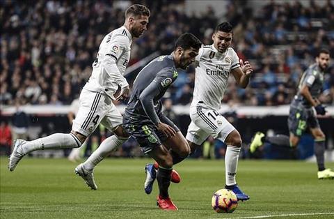 Real vs Sociedad Casemiro pham loi Merino