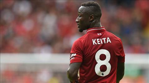 Naby Keita được gọi vào ĐT Guinea dự giải vô địch châu Phi 2019 hình ảnh