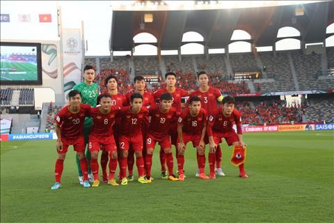 Những thống kê trận Việt Nam vs Iraq tại Asian Cup 2019 hình ảnh