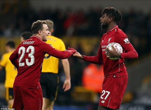 Wolves 2-1 Liverpool Sát thủ của những ông lớn ra tay, The Klopp bị loại khỏi FA Cup ngay vòng 3 hình ảnh 2
