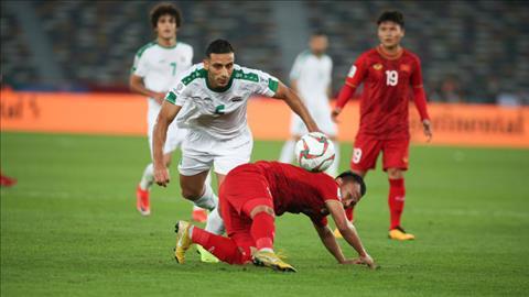 FIFA ví von trận Việt Nam 2-3 Iraq như một bộ phim kinh dị hình ảnh