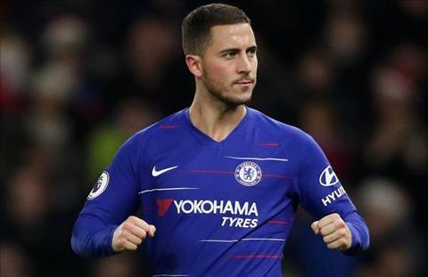 Hazard của Chelsea nhắn nhủ các CĐV hành xử đúng mực hình ảnh
