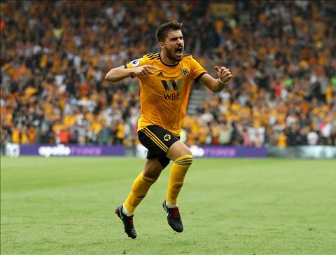 Ruben Neves co mot tran dau an tuong