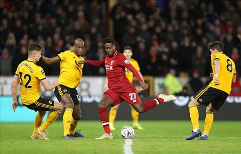 Origi ghi ban duy nhat cho Liverpool