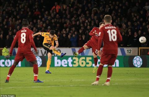 Shaqiri phát biểu trận Liverpool vs Wolverhampton thua 1-2 FA Cup hình ảnh