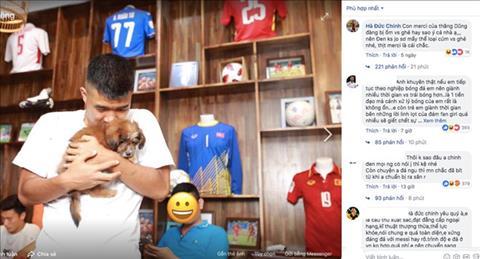 Dân mạng tấn công Facebook của Đức Chinh, Văn Lâm hình ảnh