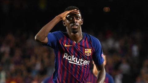 HLV PSG khuyên Barca kiên nhẫn với Dembele hình ảnh 2