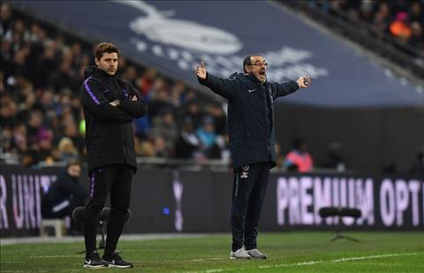 HLV Pochettino phát biểu trận Chelsea vs Tottenham hình ảnh