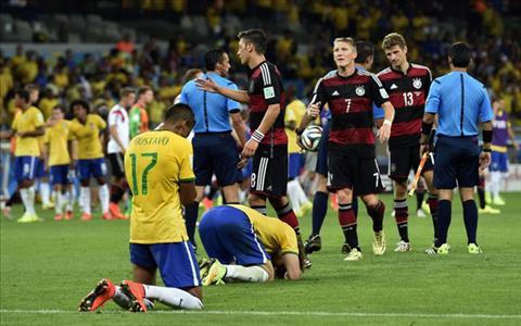 Brazil 1-7 Duc