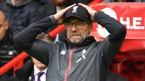 HLV Jurgen Klopp mệt mỏi với cuộc đua vô địch Premier League hình ảnh