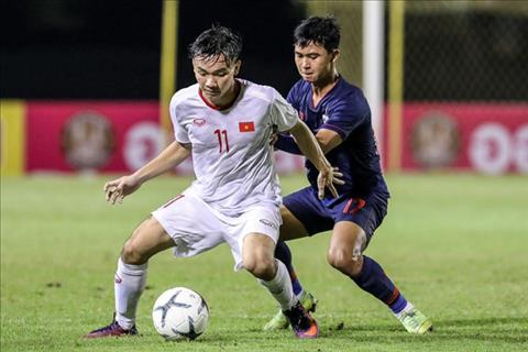 U19 Viet Nam vuot qua tat ca de thang Thai Lan ngay tren dat khach. Anh: FA Thailand.