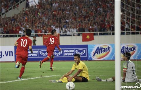Việt Nam 1-0 Malaysia ĐT Việt Nam đã cho thấy bản lĩnh ông lớn hình ảnh