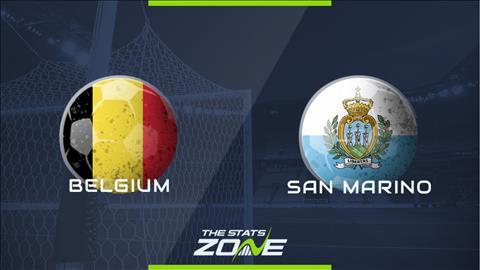 Bỉ vs San Marino 1h45 ngày 1110 Vòng loại Euro 2020 hình ảnh