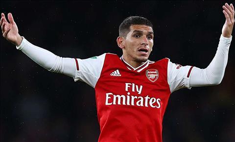 Lucas Torreira rời Arsenal vào tháng 1 năm 2020 hình ảnh