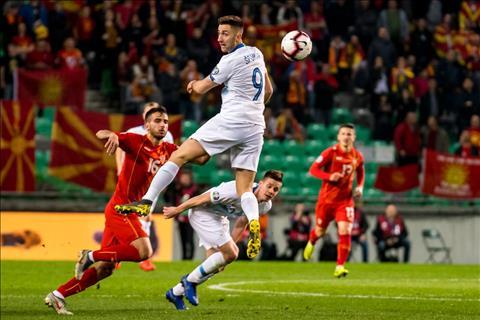 Macedonia vs Slovenia 1h45 ngày 1110 Vòng loại Euro 2020 hình ảnh