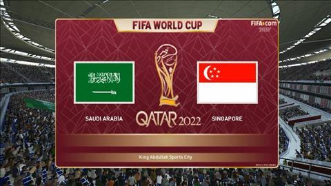 Saudi Arabia vs Singapore 0h00 ngày 1110 Vòng loại World Cup 2022 hình ảnh