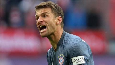 Hitzfeld hy vọng tiền đạo Muller sẽ ở lại Bayern hình ảnh