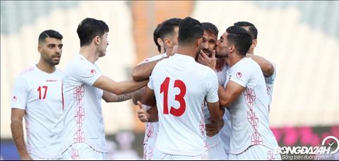 Iran khiến Campuchia ăn hành ngập mồm tại vòng loại World Cup  hình ảnh