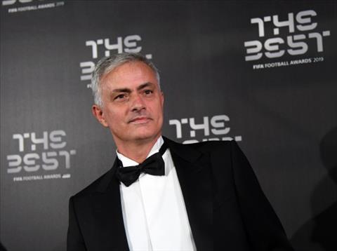 HLV Jose Mourinho từ chối dẫn dắt Lyon hình ảnh