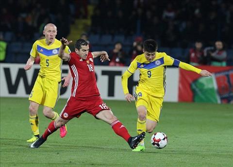 Kazakhstan vs Síp 21h00 ngày 1010 Vòng loại Euro 2020 hình ảnh