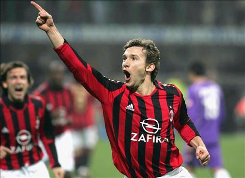Andriy Shevchenko Một ngày nào đó, tôi muốn dẫn dắt Milan hình ảnh