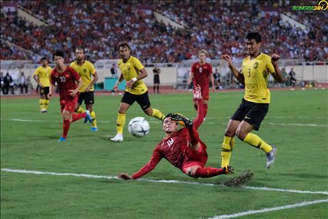 Thủ quân Malaysia khâm phục tài năng của Quang Hải sau trận thua  hình ảnh