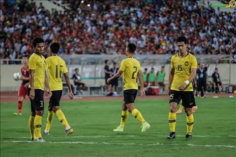 Brendan Gan va cac dong doi Malaysia hoan toan bat luc truoc Viet Nam