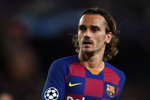 Barca thắng dễ Eibar nhờ Antoine Griezmann Messi nên quên Neymar hình ảnh