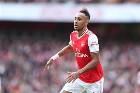 MU muốn mua tiền đạo Aubameyang của Arsenal hình ảnh