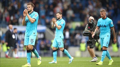 Aston Villa muốn ký hợp đồng với Eric Dier hình ảnh